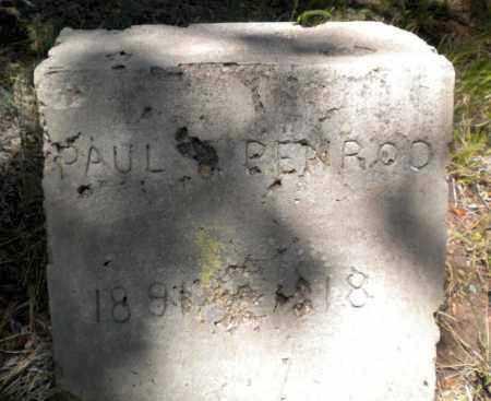 PENROD, PAUL RAY - Navajo County, Arizona | PAUL RAY PENROD - Arizona Gravestone Photos