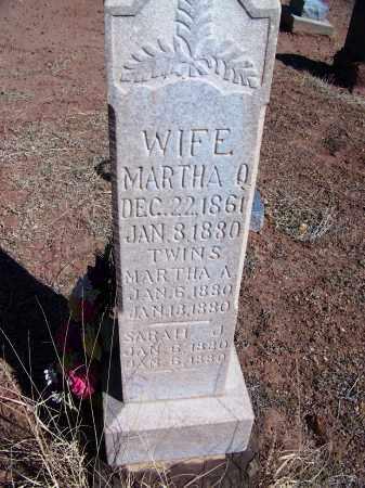 RICHARDS, MARTHA JANE - Navajo County, Arizona | MARTHA JANE RICHARDS - Arizona Gravestone Photos