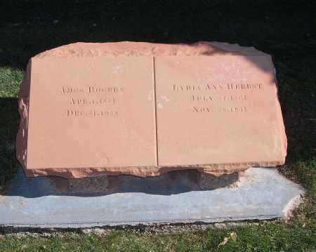 ROGERS, LYDIA ANN - Navajo County, Arizona | LYDIA ANN ROGERS - Arizona Gravestone Photos