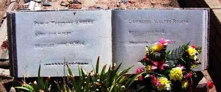 ROGERS, PERLIE THEODORE - Navajo County, Arizona | PERLIE THEODORE ROGERS - Arizona Gravestone Photos