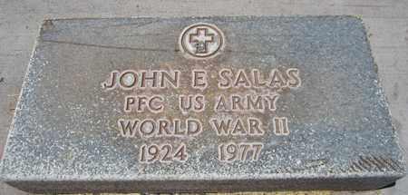 SALAS, JOHN E. - Navajo County, Arizona | JOHN E. SALAS - Arizona Gravestone Photos