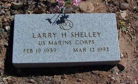 SHELLEY, LARRY H - Navajo County, Arizona | LARRY H SHELLEY - Arizona Gravestone Photos