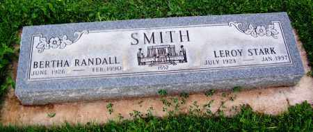 SMITH, BERTHA - Navajo County, Arizona | BERTHA SMITH - Arizona Gravestone Photos