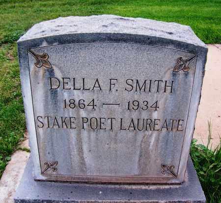 SMITH, DELLA F. - Navajo County, Arizona | DELLA F. SMITH - Arizona Gravestone Photos