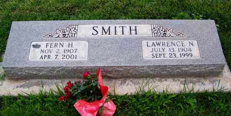 SMITH, FERN H. - Navajo County, Arizona | FERN H. SMITH - Arizona Gravestone Photos