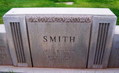 SMITH, JESSE MARSDEN - Navajo County, Arizona | JESSE MARSDEN SMITH - Arizona Gravestone Photos