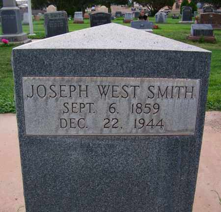 SMITH, JOSEPH WEST - Navajo County, Arizona | JOSEPH WEST SMITH - Arizona Gravestone Photos