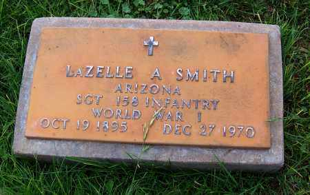 SMITH, LAZELLE A. - Navajo County, Arizona | LAZELLE A. SMITH - Arizona Gravestone Photos