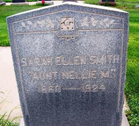 SMITH, SARAH ELLEN - Navajo County, Arizona | SARAH ELLEN SMITH - Arizona Gravestone Photos