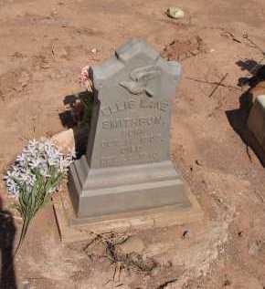 SMITHSON, ELLIS LANE - Navajo County, Arizona | ELLIS LANE SMITHSON - Arizona Gravestone Photos