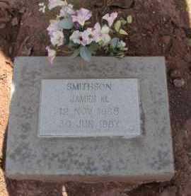 SMITHSON, JAMES M. - Navajo County, Arizona | JAMES M. SMITHSON - Arizona Gravestone Photos