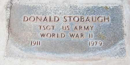 STOBAUGH, DONALD - Navajo County, Arizona   DONALD STOBAUGH - Arizona Gravestone Photos