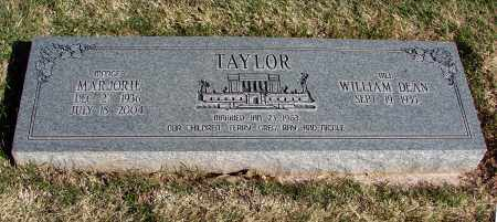 TAYLOR, MARJORIE - Navajo County, Arizona | MARJORIE TAYLOR - Arizona Gravestone Photos