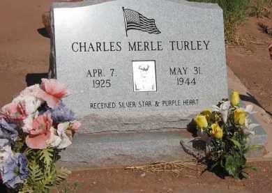 TURLEY, CHARLES MERLE - Navajo County, Arizona   CHARLES MERLE TURLEY - Arizona Gravestone Photos