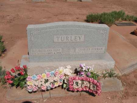 TURLEY, CHARLES HERMAN - Navajo County, Arizona   CHARLES HERMAN TURLEY - Arizona Gravestone Photos