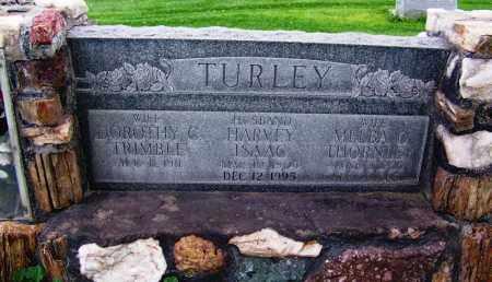 TURLEY, HARVEY ISAAC - Navajo County, Arizona | HARVEY ISAAC TURLEY - Arizona Gravestone Photos