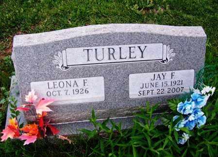TURLEY, JAY F. - Navajo County, Arizona | JAY F. TURLEY - Arizona Gravestone Photos