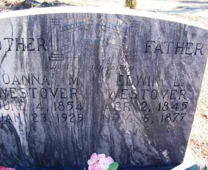 WESTOVER, JOANNA M. - Navajo County, Arizona | JOANNA M. WESTOVER - Arizona Gravestone Photos
