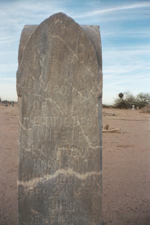 ADAMS, NETTY OGLA - Pinal County, Arizona | NETTY OGLA ADAMS - Arizona Gravestone Photos