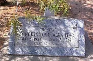 ALCANTAR, CONCEPCION G. - Pinal County, Arizona | CONCEPCION G. ALCANTAR - Arizona Gravestone Photos