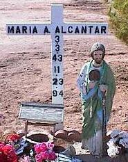 ALCANTAR, MARIA A. - Pinal County, Arizona   MARIA A. ALCANTAR - Arizona Gravestone Photos