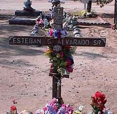 ALVARADO, ESTEBAN G., SR. - Pinal County, Arizona | ESTEBAN G., SR. ALVARADO - Arizona Gravestone Photos