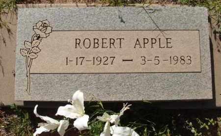 APPLE, ROBERT - Pinal County, Arizona | ROBERT APPLE - Arizona Gravestone Photos