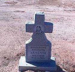 ARMENTA, ANGELITA - Pinal County, Arizona | ANGELITA ARMENTA - Arizona Gravestone Photos