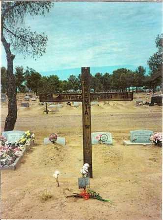 ARMENTA, ALFONSO  E - Pinal County, Arizona | ALFONSO  E ARMENTA - Arizona Gravestone Photos