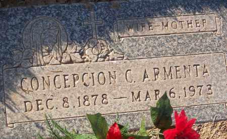 CUEN ARMENTA, CONCEPCION - Pinal County, Arizona | CONCEPCION CUEN ARMENTA - Arizona Gravestone Photos