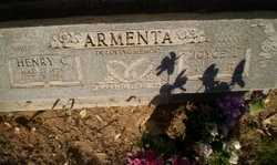 ARMENTA, HENRY - Pinal County, Arizona | HENRY ARMENTA - Arizona Gravestone Photos