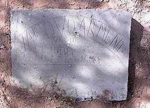 ARMENTA, JACOVO - Pinal County, Arizona | JACOVO ARMENTA - Arizona Gravestone Photos