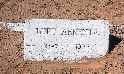 ARMENTA, LUPE - Pinal County, Arizona | LUPE ARMENTA - Arizona Gravestone Photos
