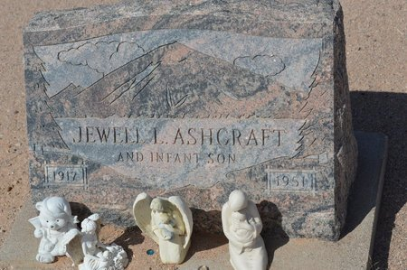 ASHCRAFT, BABY - Pinal County, Arizona | BABY ASHCRAFT - Arizona Gravestone Photos