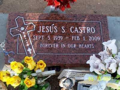 """CASTRO, JESUS SALVADOR """"SAL"""" - Pinal County, Arizona   JESUS SALVADOR """"SAL"""" CASTRO - Arizona Gravestone Photos"""