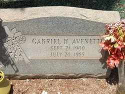 AVENETTI, GABRIEL H - Pinal County, Arizona | GABRIEL H AVENETTI - Arizona Gravestone Photos
