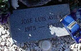 AVILA, JOSE LUIS - Pinal County, Arizona | JOSE LUIS AVILA - Arizona Gravestone Photos
