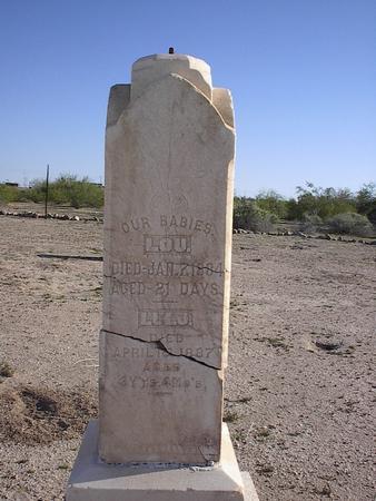 BAILEY, LULU - Pinal County, Arizona | LULU BAILEY - Arizona Gravestone Photos