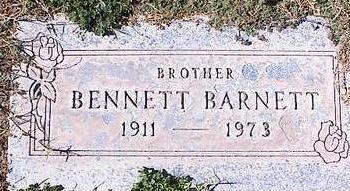 BARNETT, BENNETT - Pinal County, Arizona | BENNETT BARNETT - Arizona Gravestone Photos
