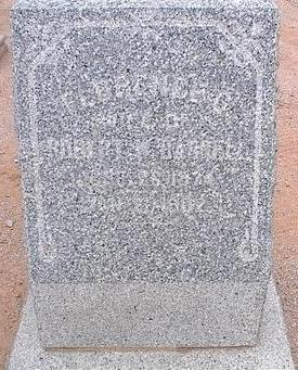 BARRELL, FLORENCE G. - Pinal County, Arizona | FLORENCE G. BARRELL - Arizona Gravestone Photos