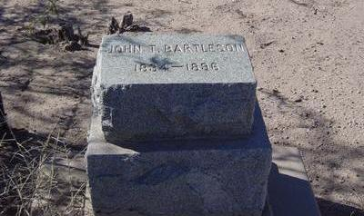 BARTLESON, JOHN T. - Pinal County, Arizona | JOHN T. BARTLESON - Arizona Gravestone Photos