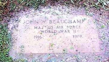 BEAUCHAMP, JOHN E. - Pinal County, Arizona | JOHN E. BEAUCHAMP - Arizona Gravestone Photos