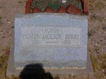 BERRY, HOME JACKSON - Pinal County, Arizona | HOME JACKSON BERRY - Arizona Gravestone Photos