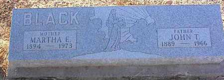 BLACK, JOHN T. - Pinal County, Arizona   JOHN T. BLACK - Arizona Gravestone Photos