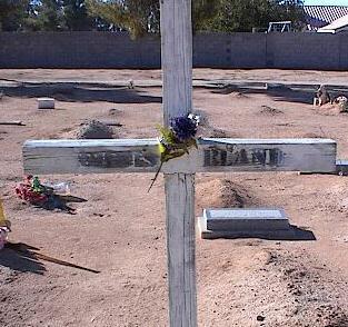 BLAND, CHRIS - Pinal County, Arizona   CHRIS BLAND - Arizona Gravestone Photos