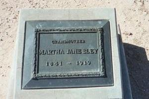 BLEY, MARTHA JANE - Pinal County, Arizona | MARTHA JANE BLEY - Arizona Gravestone Photos