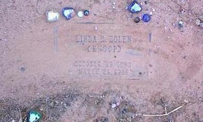 BOLEN, LINDA R. [KNOOP] - Pinal County, Arizona | LINDA R. [KNOOP] BOLEN - Arizona Gravestone Photos