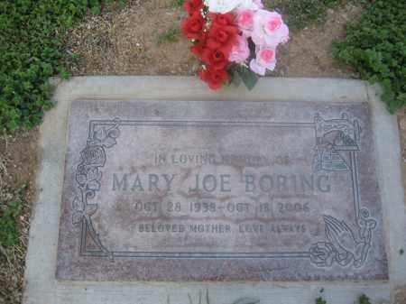 BORING, MARY JOE - Pinal County, Arizona | MARY JOE BORING - Arizona Gravestone Photos