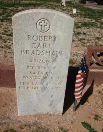BRADSHAW, ROBERT EARL - Pinal County, Arizona | ROBERT EARL BRADSHAW - Arizona Gravestone Photos