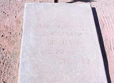 BRONLEY, LARRY GENE - Pinal County, Arizona | LARRY GENE BRONLEY - Arizona Gravestone Photos